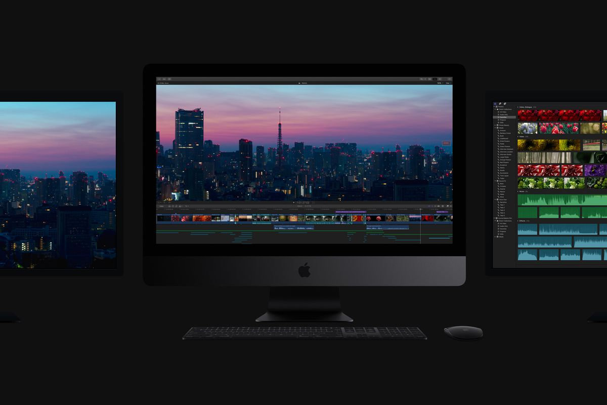 Apple's iMac Pro to Pack A10 Fusion Chip with