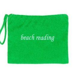 "<a href="" http://www.echodesign.com/shop/for-her/swim-beach/#/http://www.echodesign.com/shop/for-her/swim-beach/terry-beach-reader.html""> Echo Design terry beach reader</a>, $25 echodesign.com"
