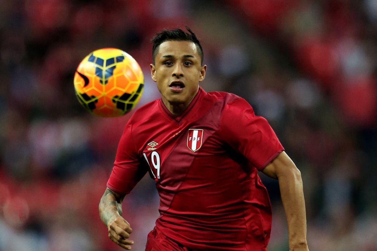 England v Peru - International Friendly