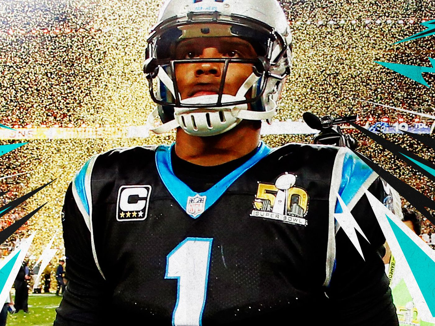 What If Cam Newton And The Panthers Won Super Bowl 50 Sbnation Com