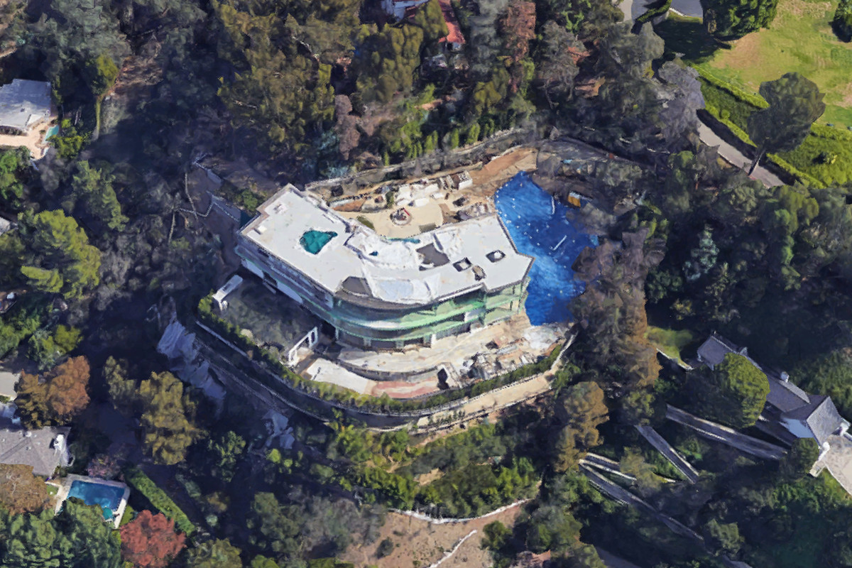 Developer Mohamed Hadid sentenced for unpermitted Bel Air megamansion