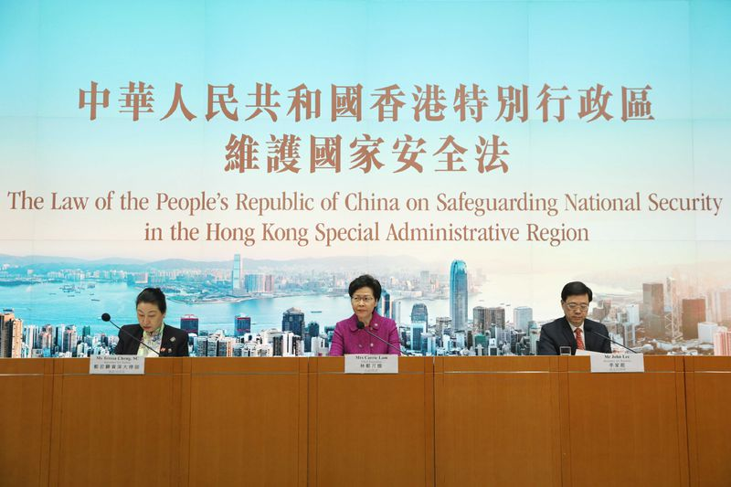 GettyImages_1223718458 China's new national security law is already chilling free speech in Hong Kong