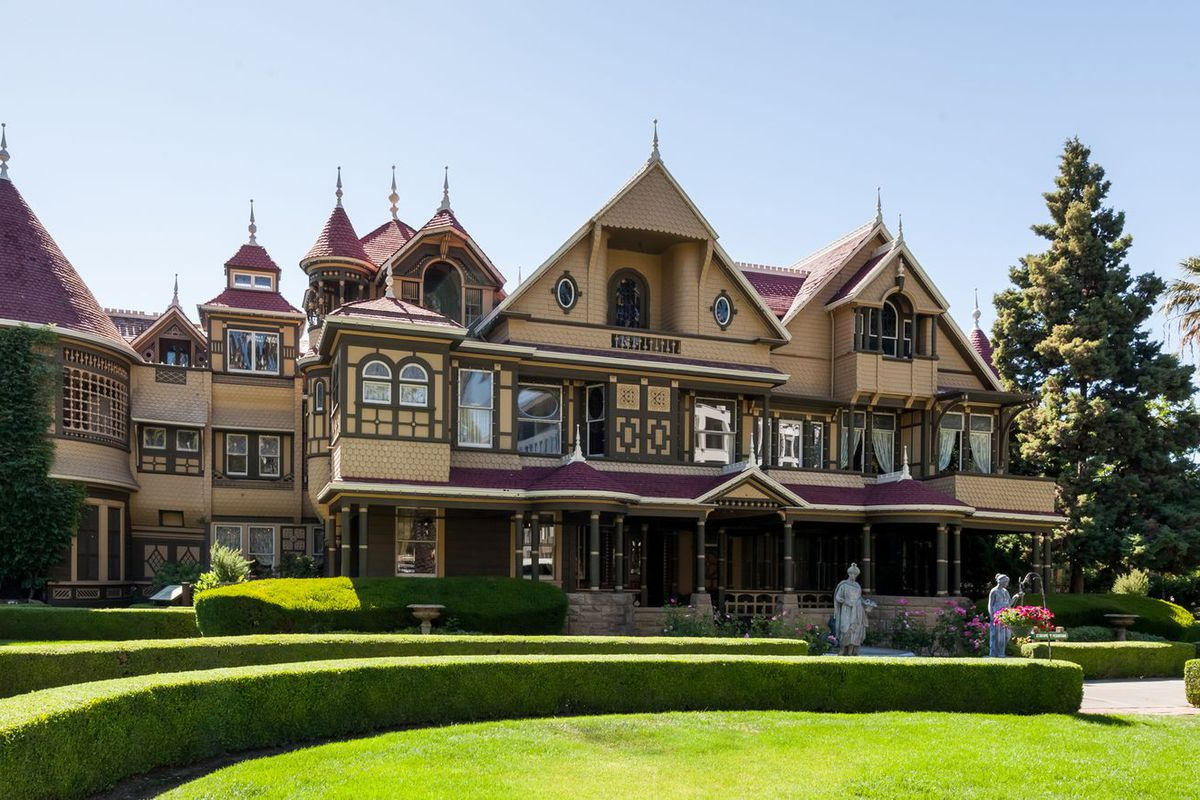 Interior Design For New Home Winchester Mystery House Movie Reveals Title Release Date