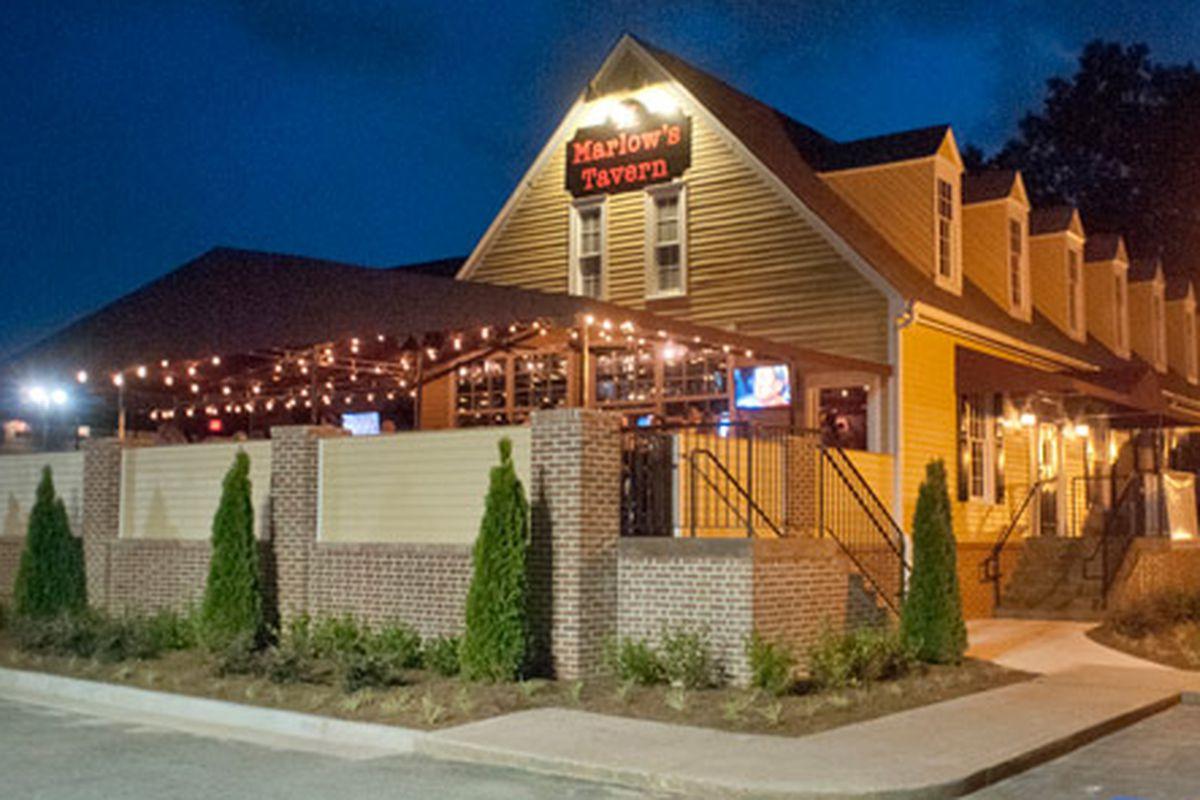 Marlow's Tavern Dunwoody.