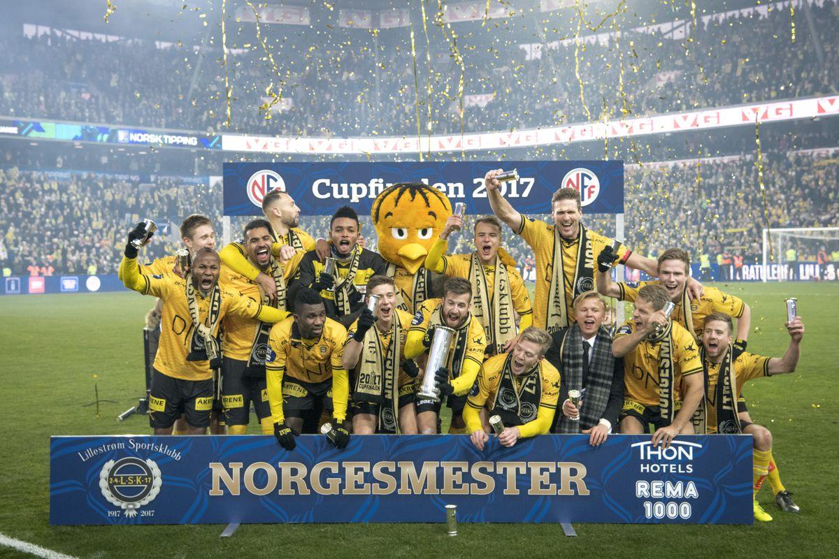 Sarpsborg 08 v Lillestrom - Norway Cup Final