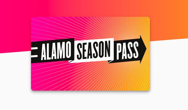 Alamo Season Pass logo