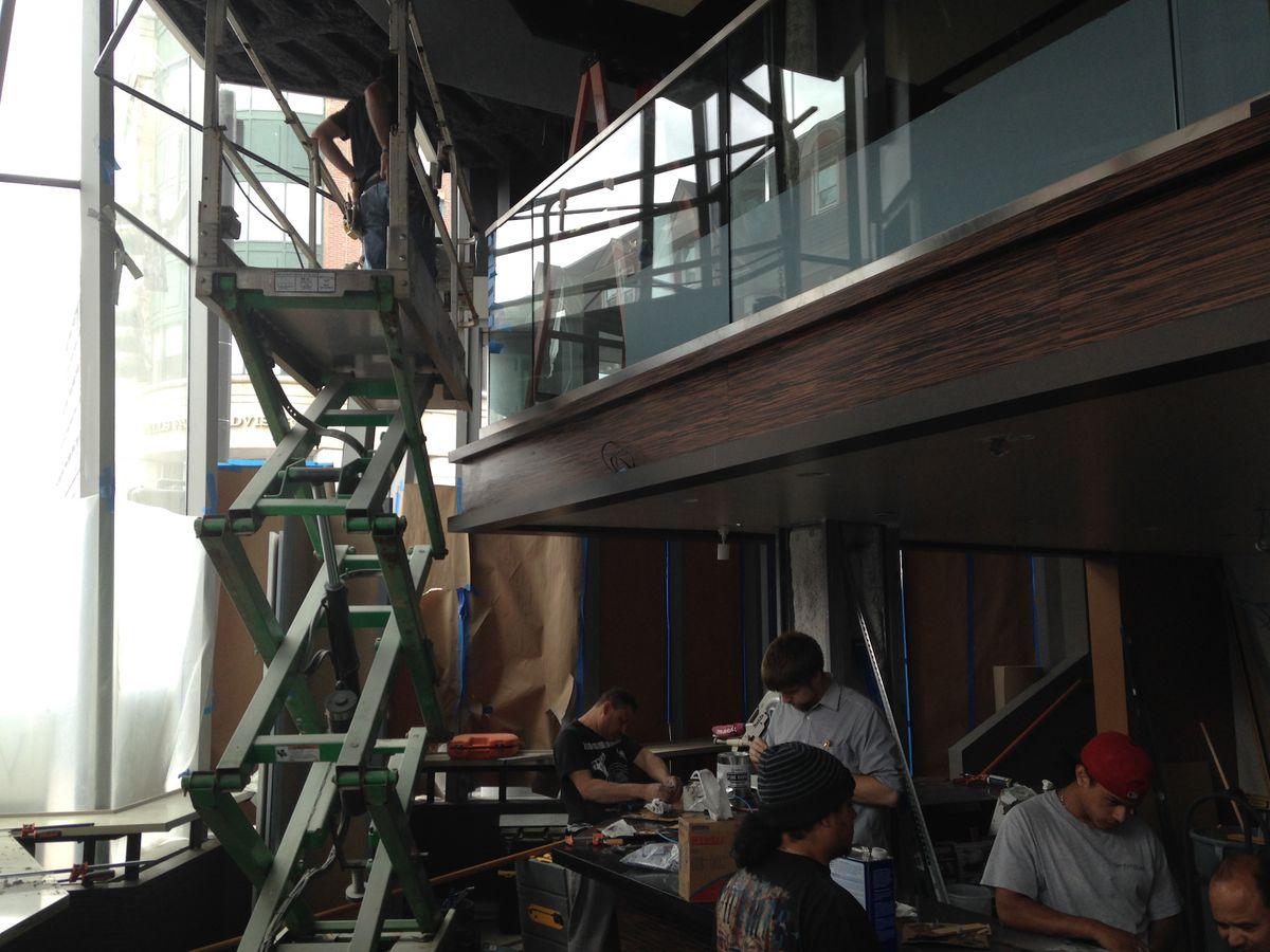 evo mezzanine preview