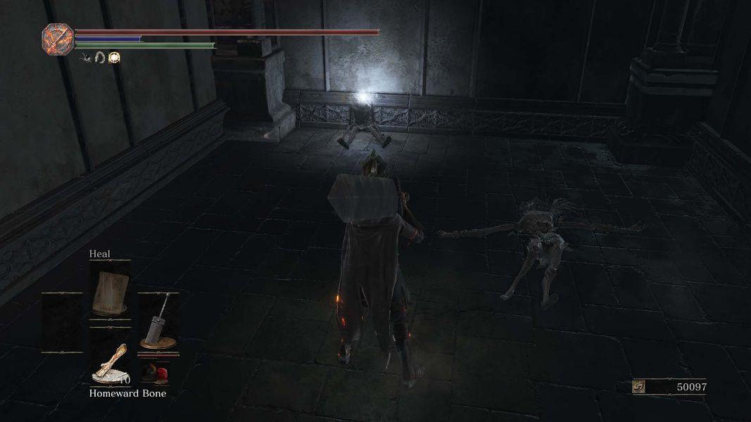 Dark Souls  Damage Absorption Ring