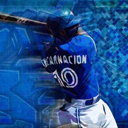 """From """"Is Encarnacion's power for real? Maybe!"""" by Jon Rogele"""
