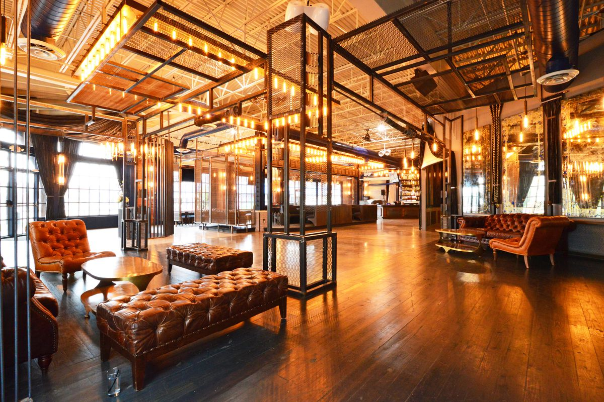 Step inside chapman kirby eado s new steampunk stunner