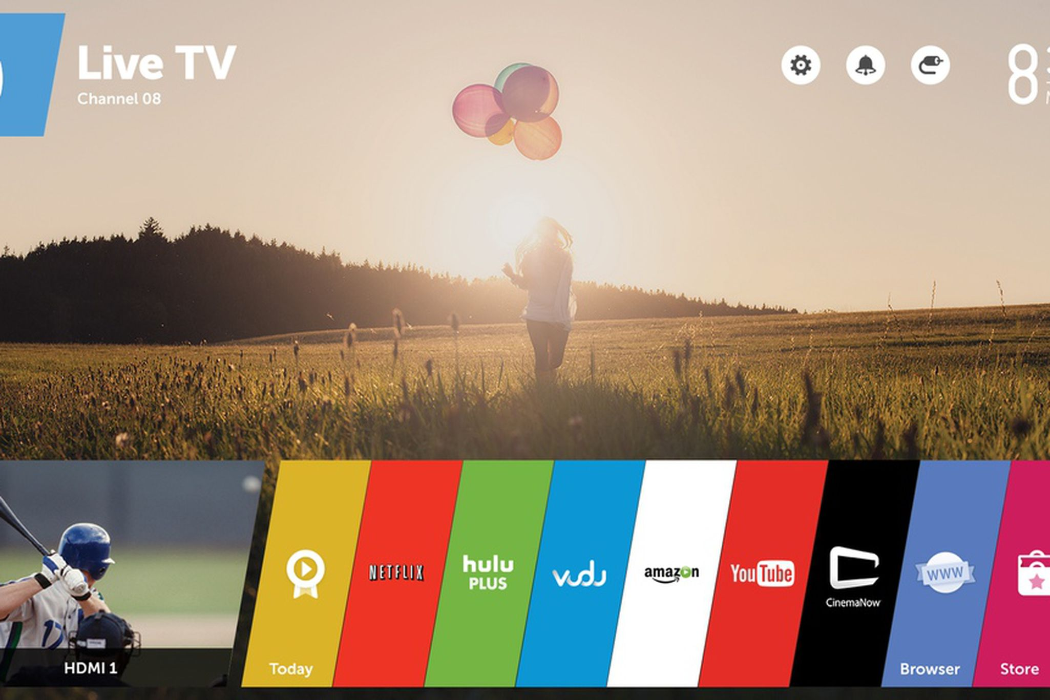 Rebooting webOS: how LG rethought the smart TV | The Verge