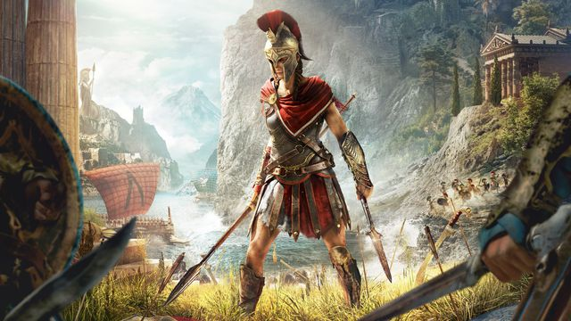 Assassin's Creed Odyssey director apologizes for forcing characters into a traditional marriage