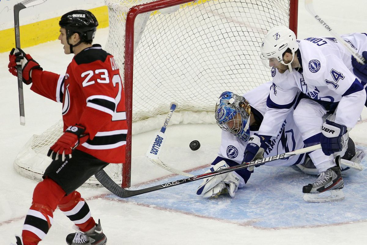 newest 0ee98 95fe8 New Jersey Devils vs. Tampa Bay Lightning: Game 10 Preview ...