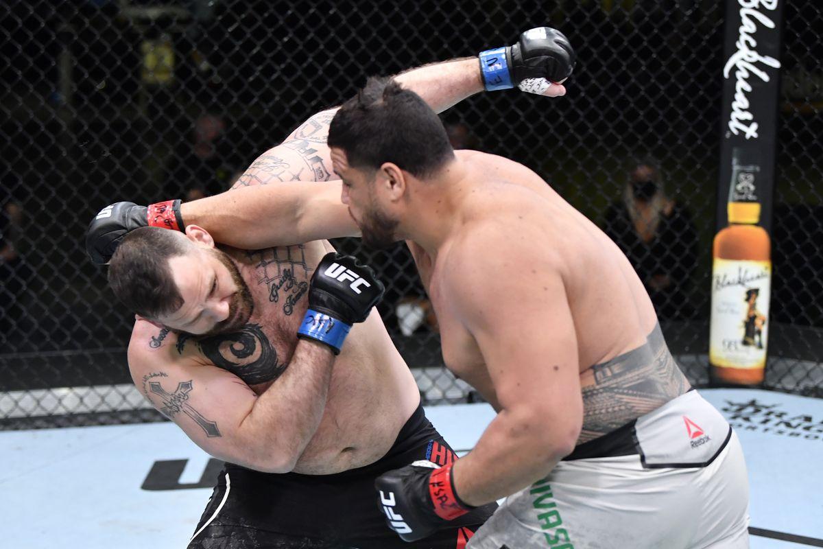UFC Fight Night: Tuivasa v Hunsucker