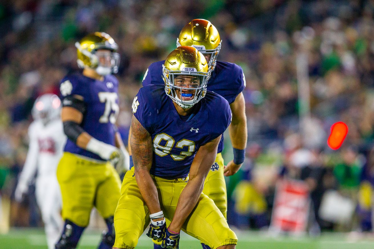More Valuable to the Notre Dame Offense: Chase Claypool or Jafar Armstrong?