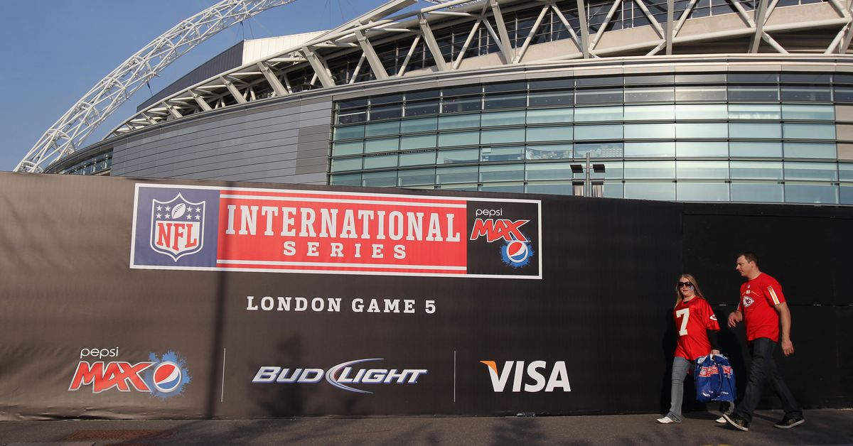 NFL announces Bucs will play the Panthers in London