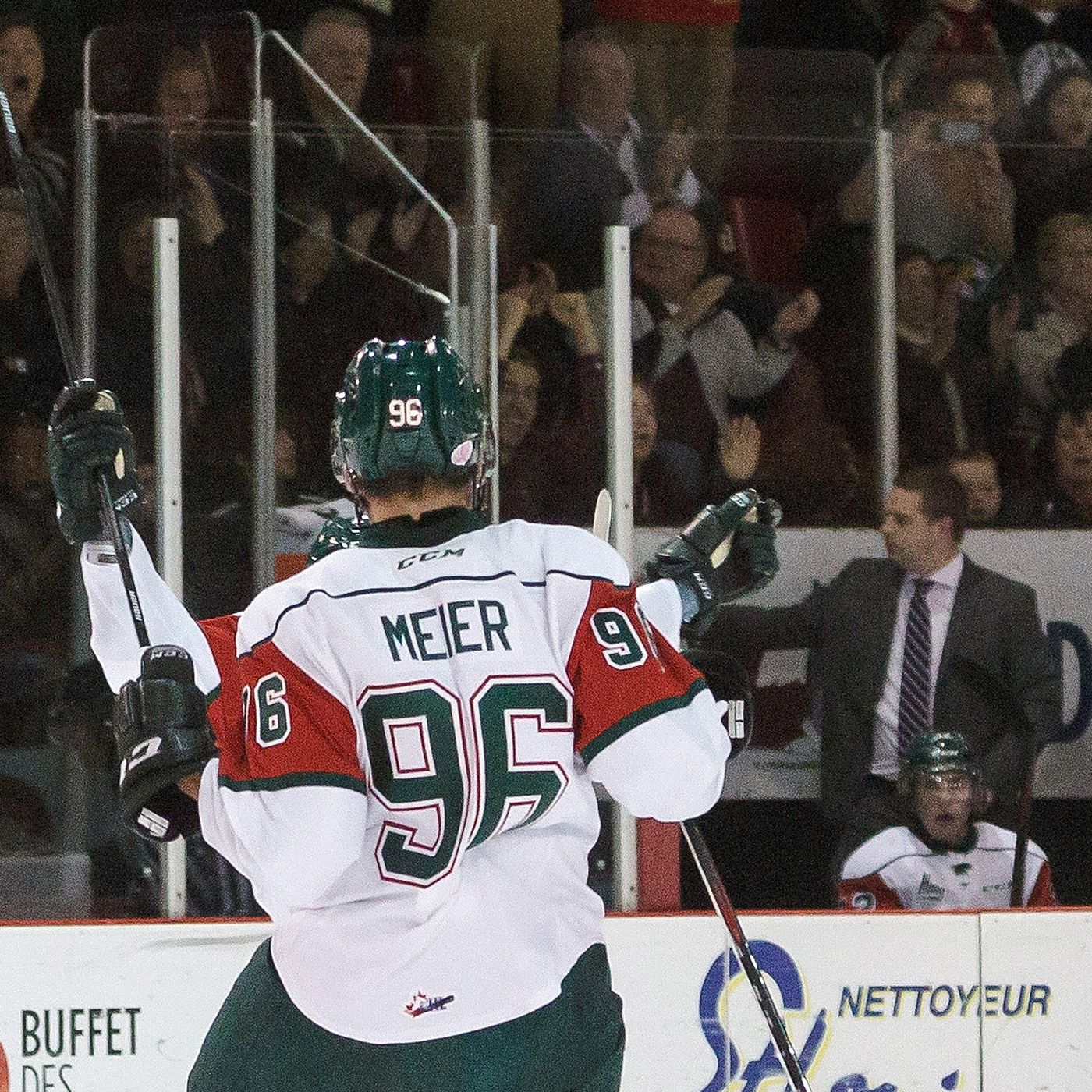 357d0deee 2015 NHL Draft Prospect Profile  12 - Timo Meier - The Cannon