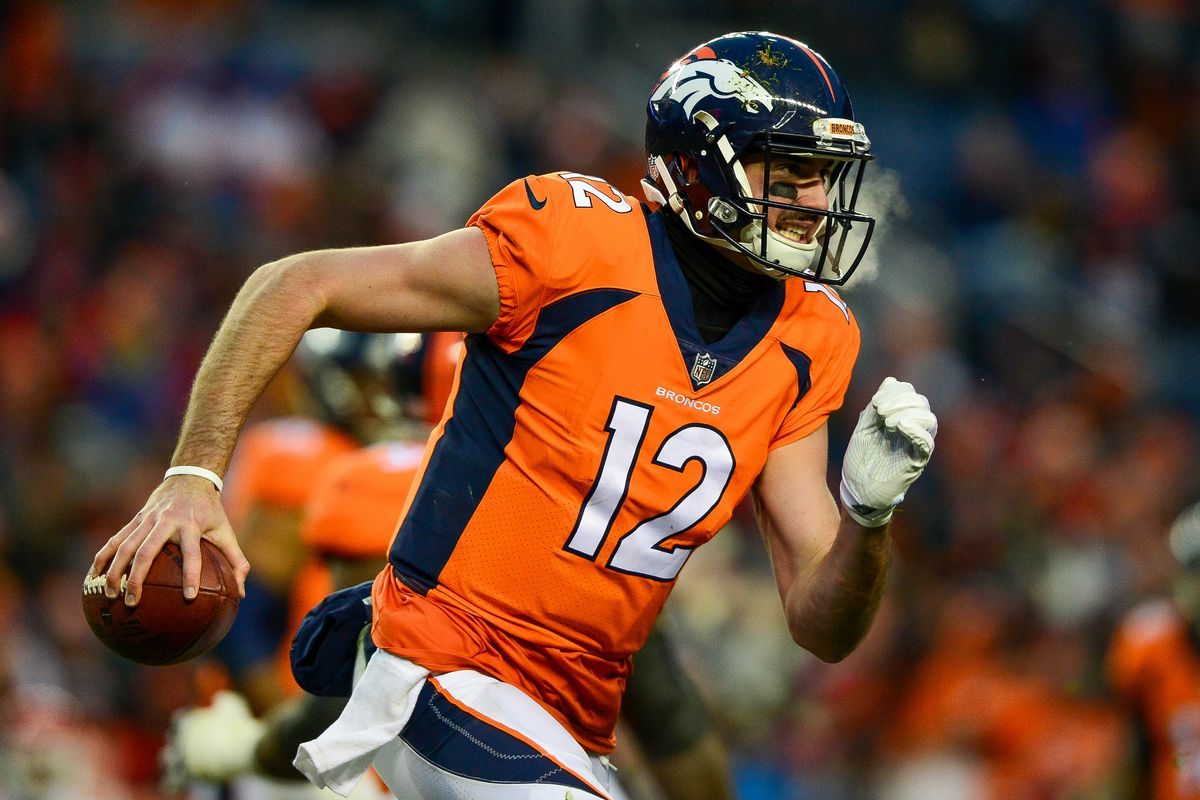 0cea3c1a Why on earth did the Seahawks sign Paxton Lynch as backup ...
