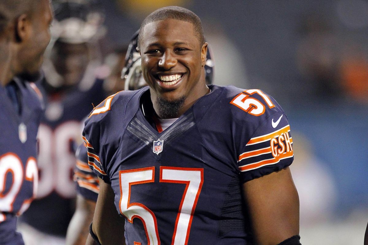 new concept 83cbc 935db NFL hypocrisy hits the Chicago Bears with Jon Bostic fine ...