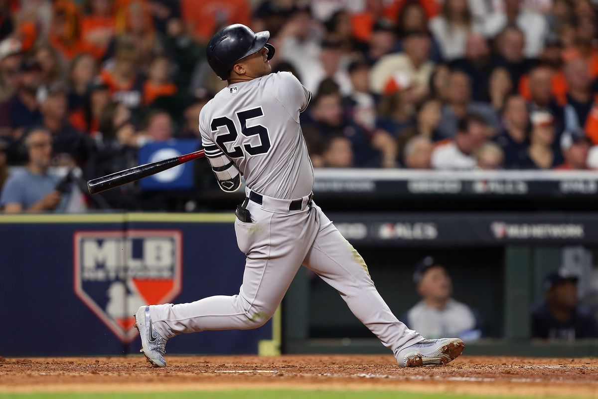 Yankees Highlights Five Winners From An Alcs Game One