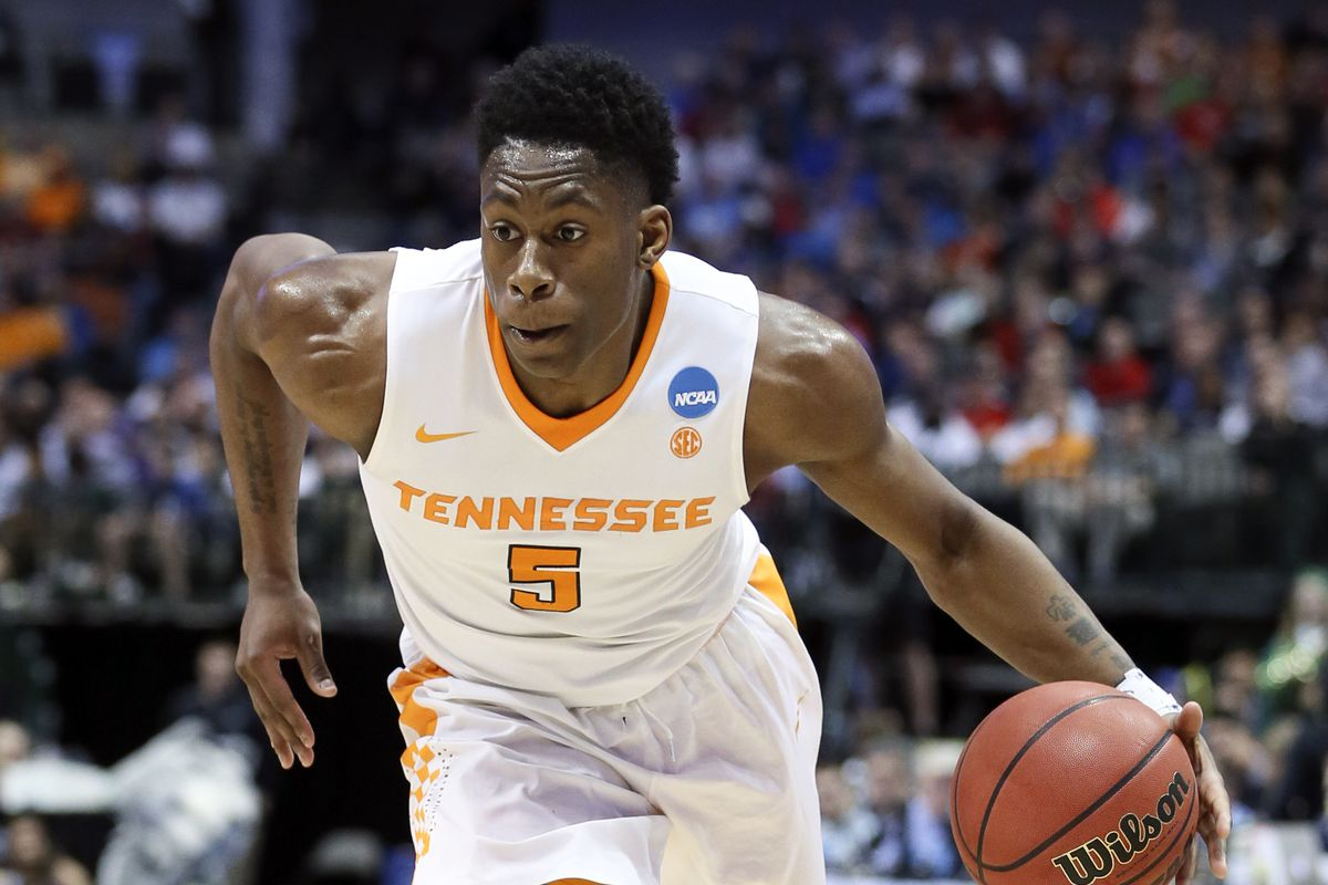 Tennessee Vols Rick Barnes Still Expecting Admiral
