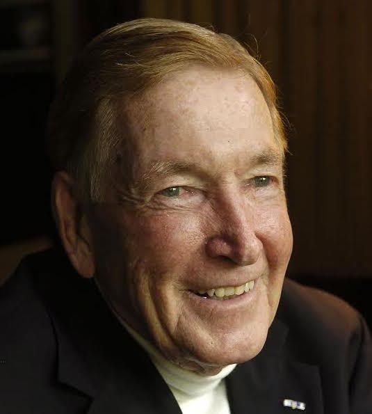 Retired Judge Decorated WWII Aviator Robert C Buckley Dead