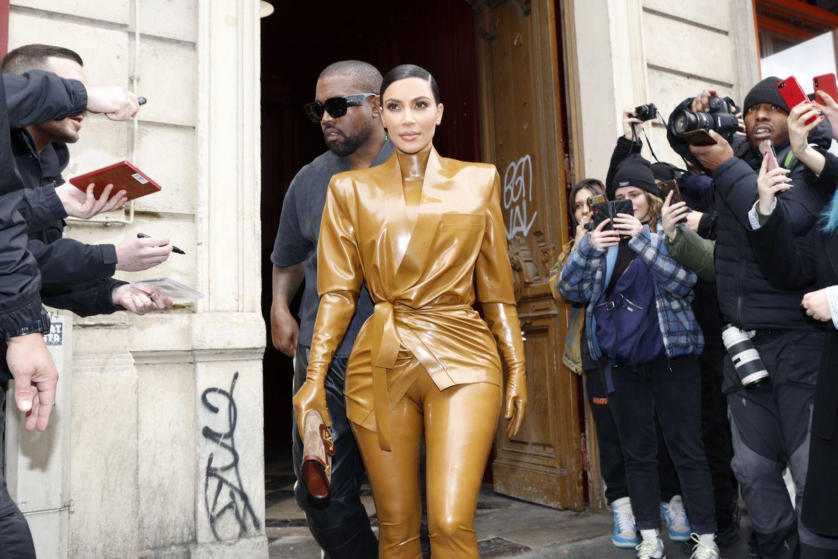 Celebrities In Paris