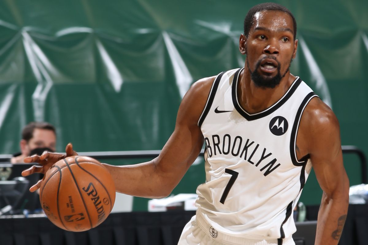 Appreciate it: Despite injury, Kevin Durant is on historic roll - NetsDaily