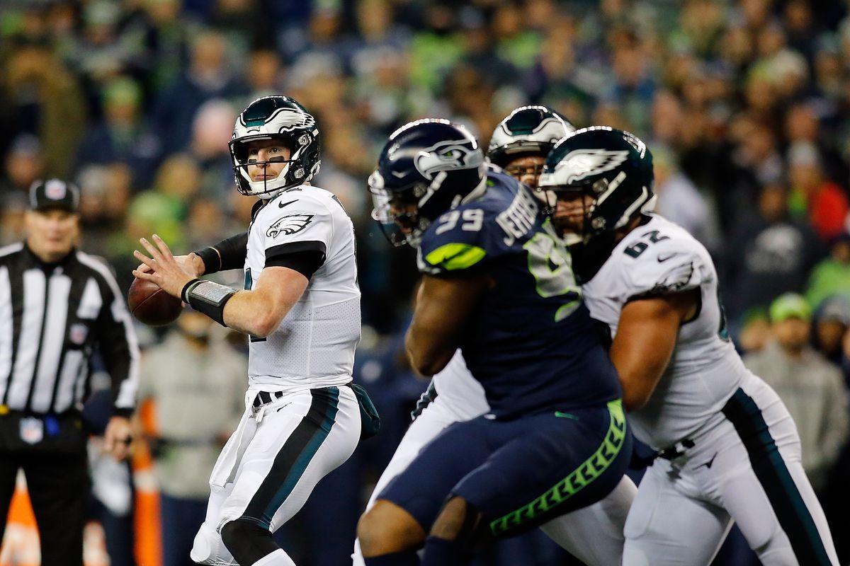 Philadelphia Eagles v Seattle Seahawk