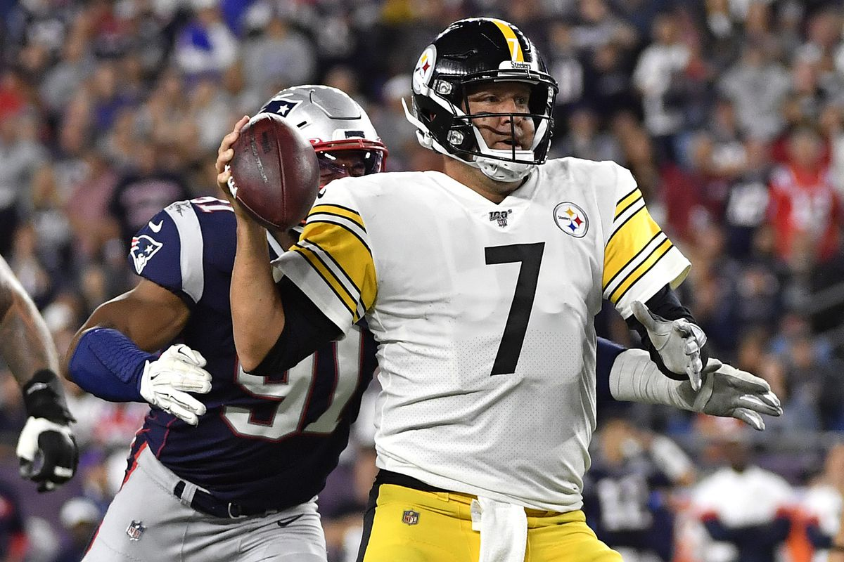 Game plan against Steelers shows Patriots' confidence in