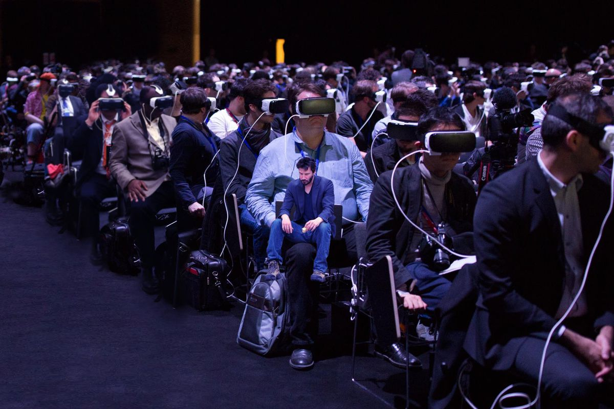 a small collection of zuckerberg vr memes and a way to make your