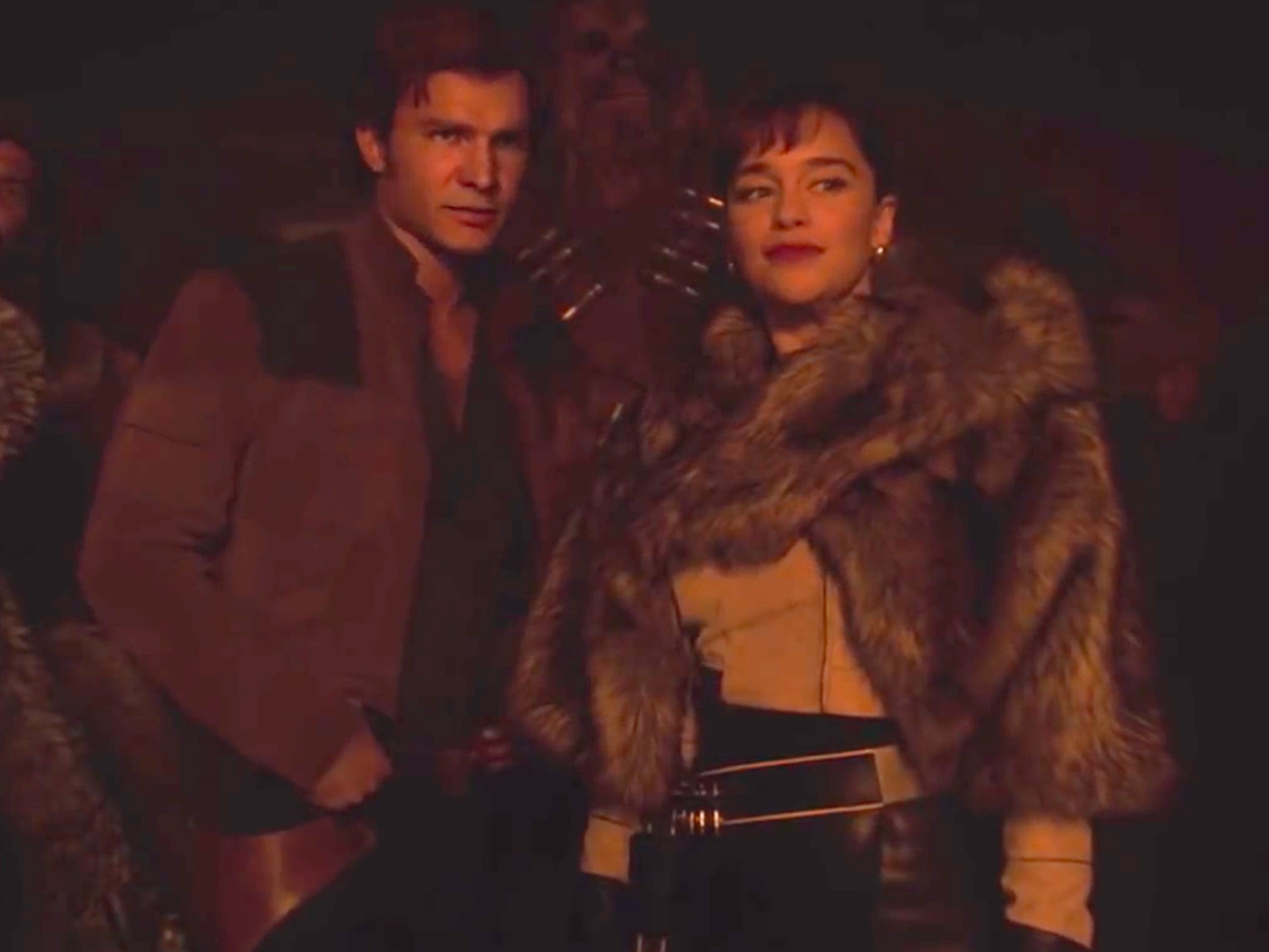 Harrison Ford stars in Solo: A Star Wars Story in new