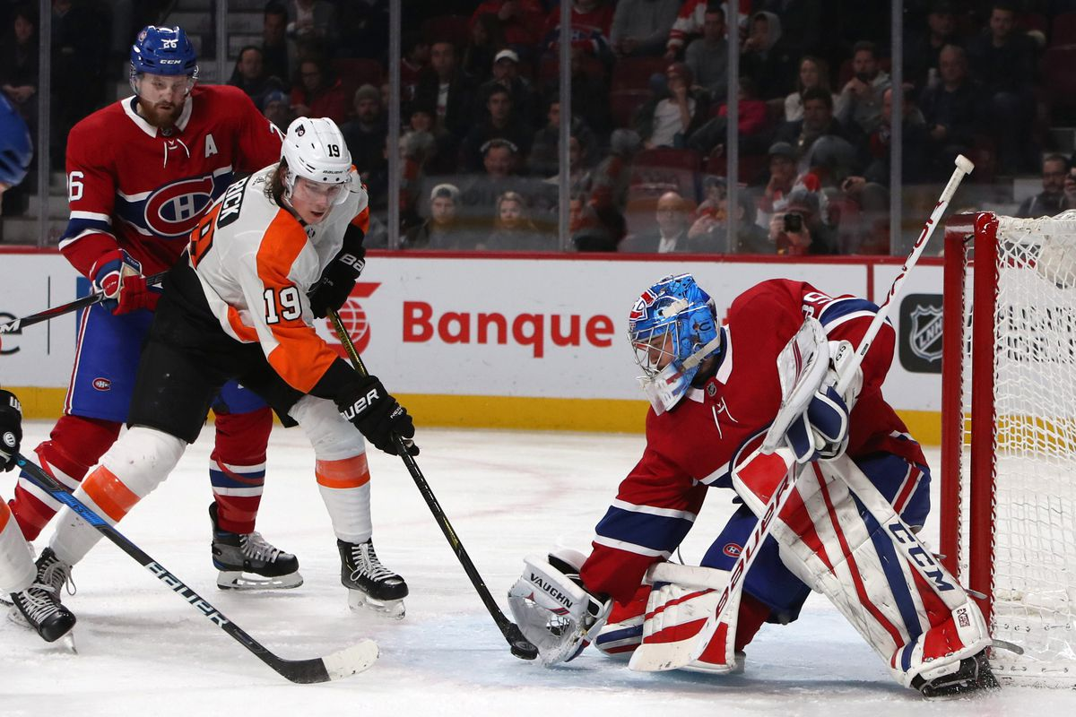 Flyers Vs Canadiens Preview Lineups Start Time Tv Coverage And