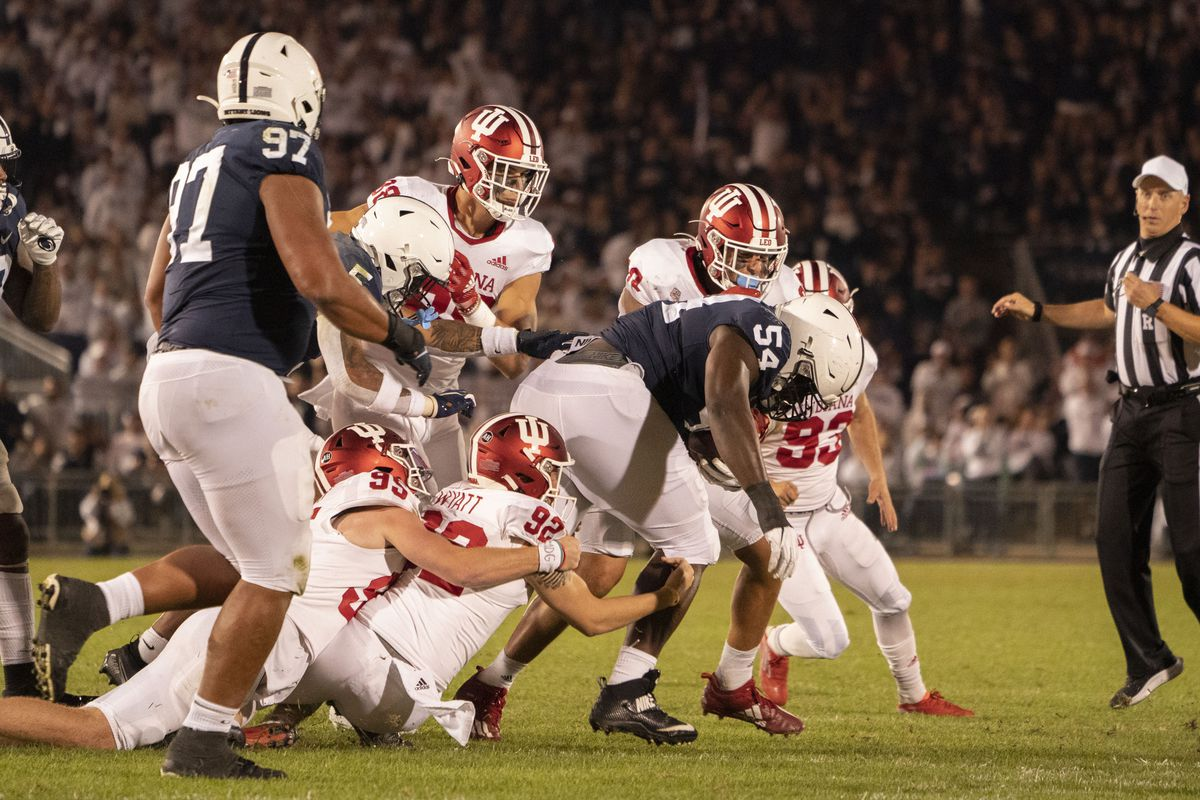 COLLEGE FOOTBALL: OCT 02 Indiana at Penn State