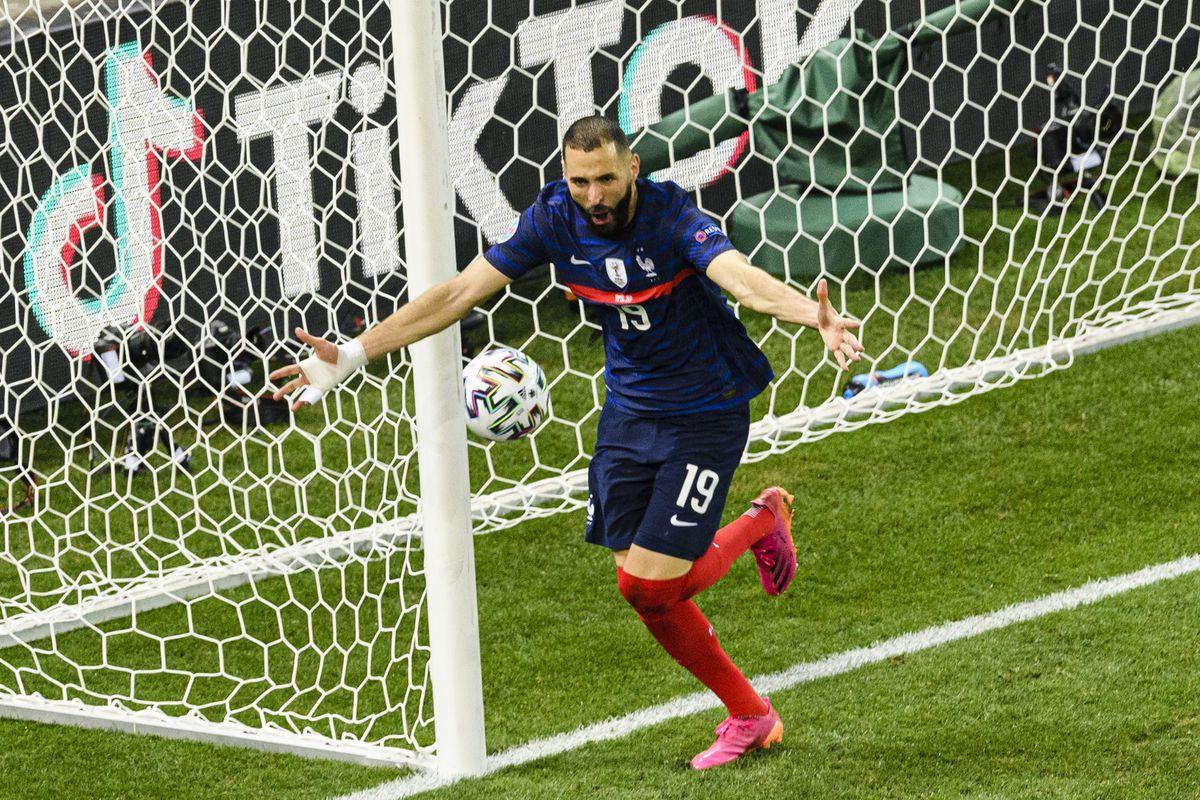 France v Switzerland - UEFA Euro 2020: Round of 16