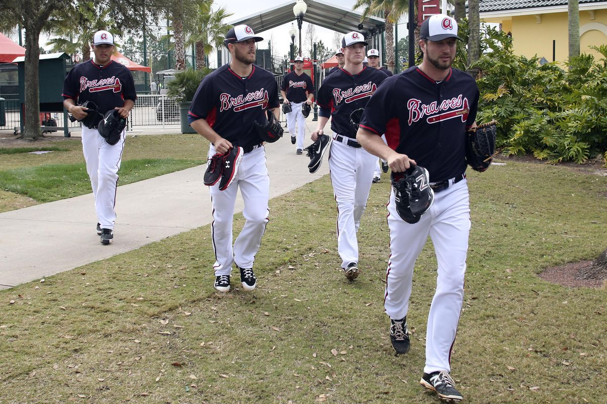 The Braves' Spring Training TV schedule is out - Talking Chop