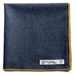 Hemp & Recycled Polyester Pocket Square will be $24 (retail $29)