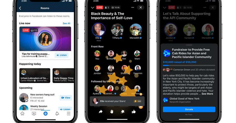 Facebook's Clubhouse competitor is coming this summer – The Verge