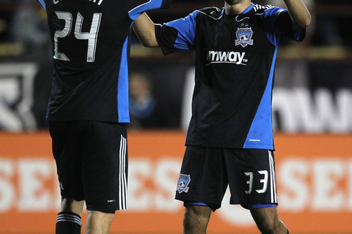 Lenhart and Beitashour.  Watch out for both these guys.