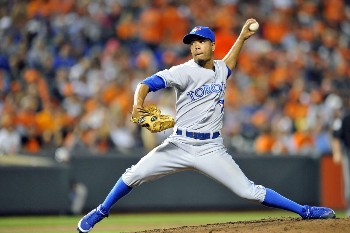 0e32f93e3 Blue Jays  away uniform the worst in baseball in 2013 - Bluebird Banter