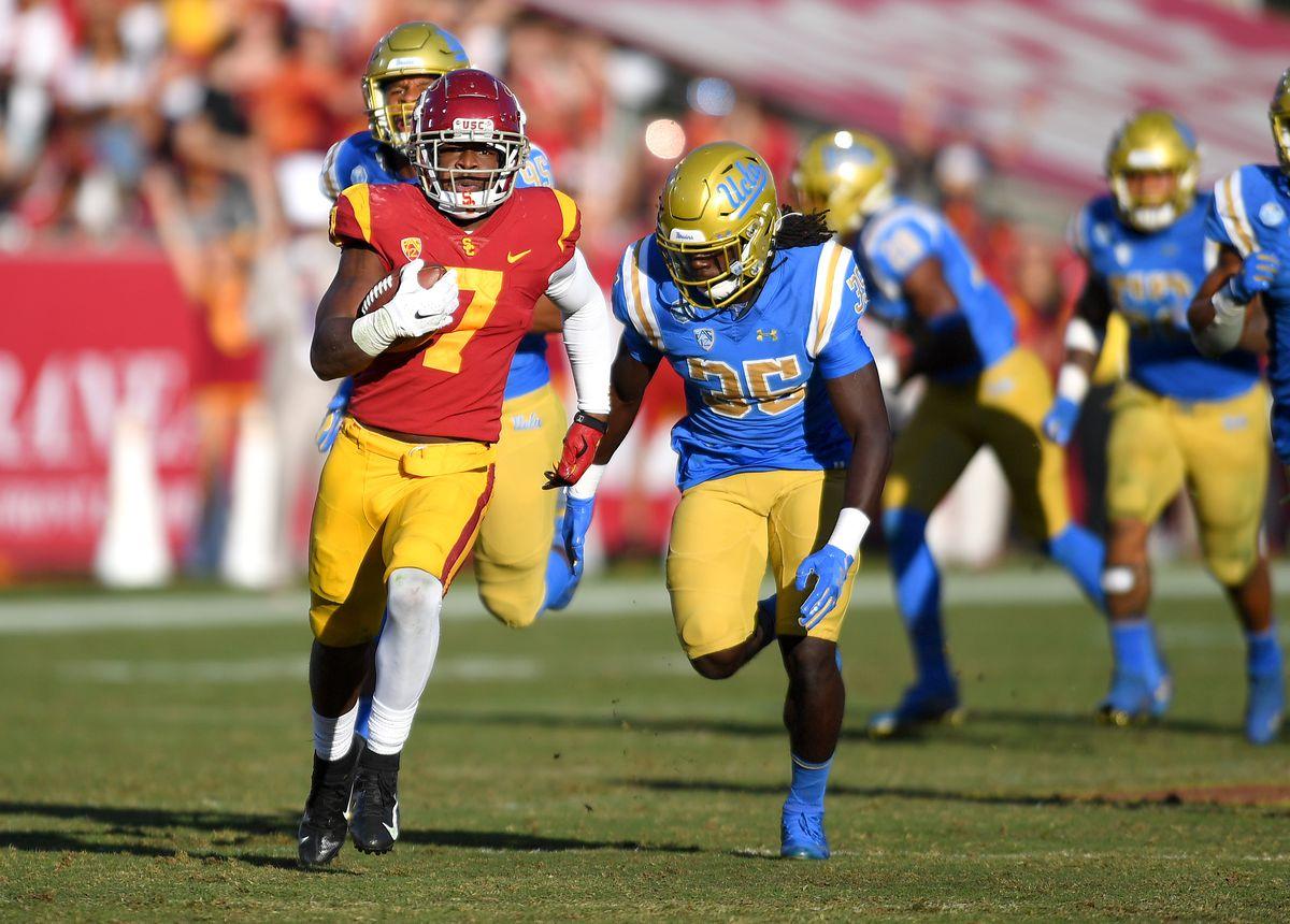UCLA v USC