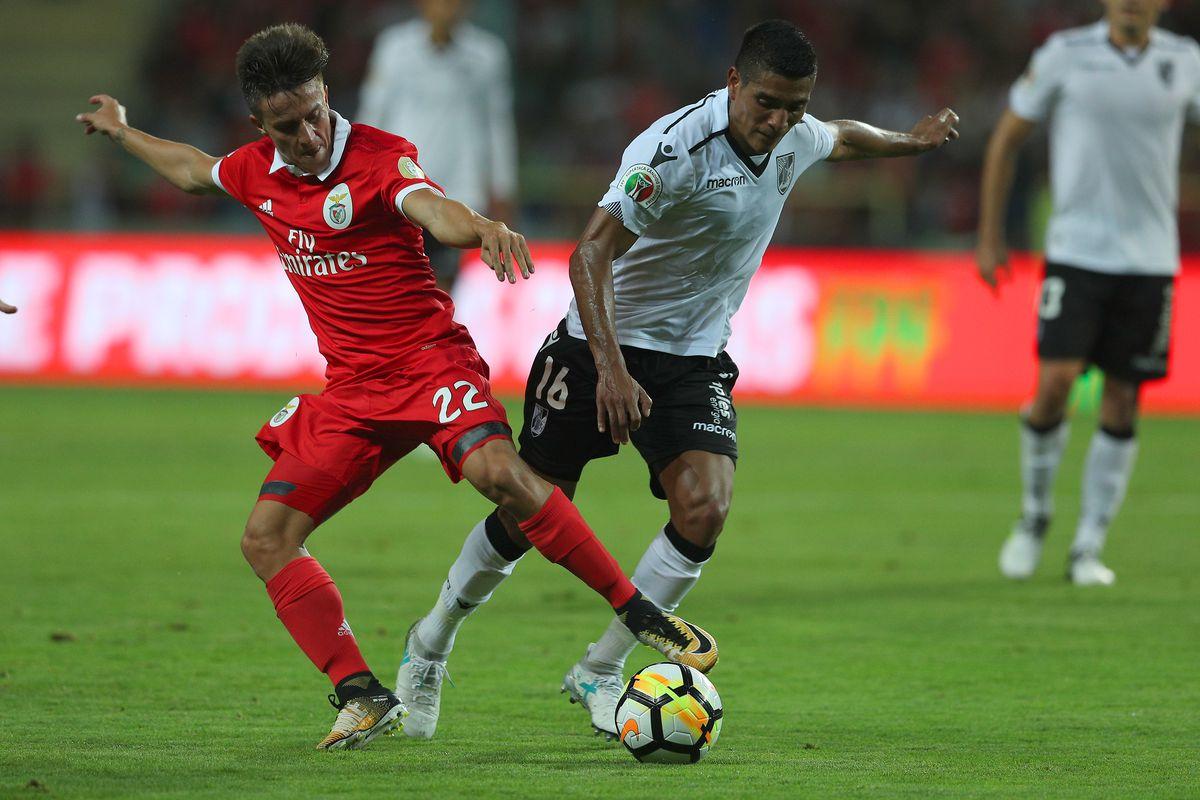 Benfica v Guimaraes - SuperTaca