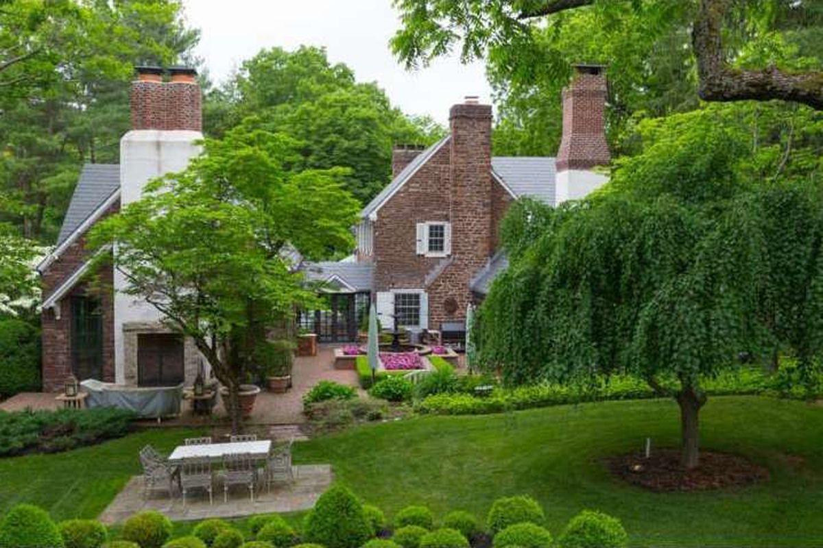 Museum-like 1850s Farmhouse Estate Asks $4M