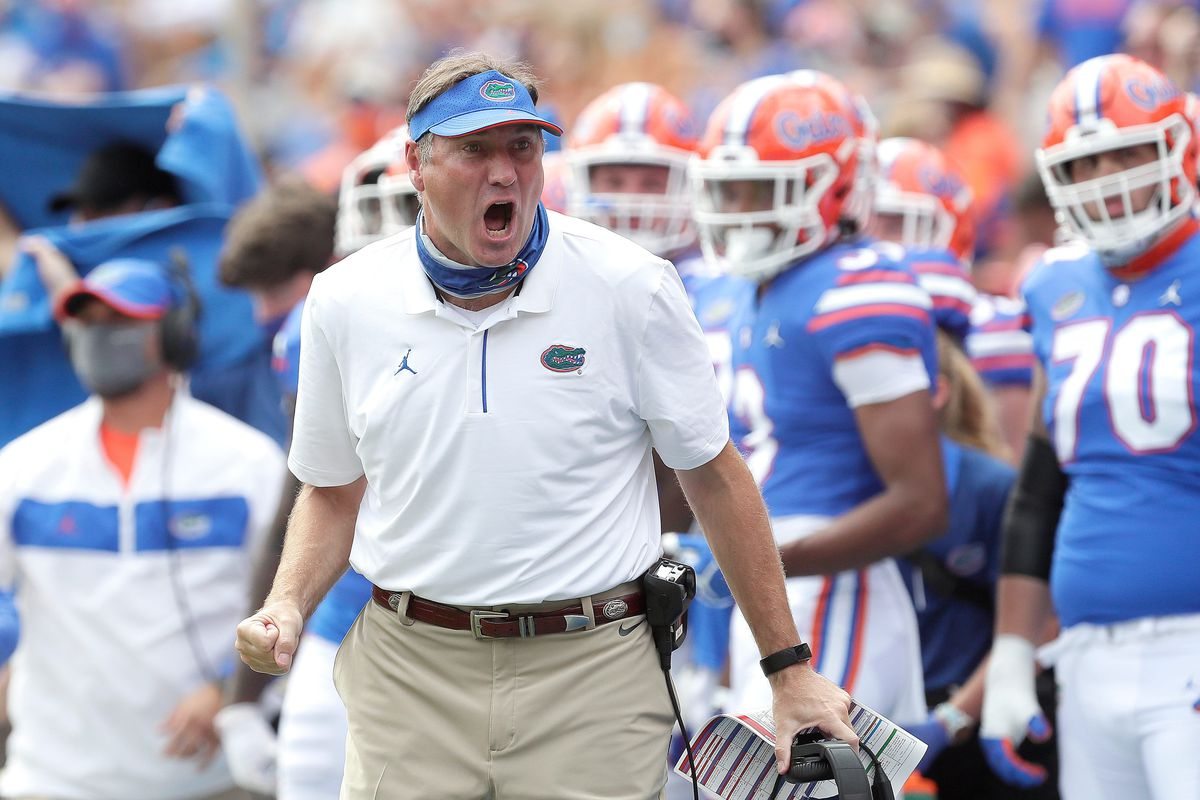 Florida head coach Dan Mullen will not be happy that Saturday's game vs. LSU has been postponed because of a COVID-19 outbreak on his team.