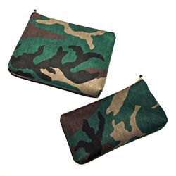 """<strong>Patch NYC</strong> Camouflage Print Cosmetic Bags, <a href=""""http://www.patchnyc.com/products/camouflage-print-cosmetic-bags-ed11151#"""">$34</a>"""
