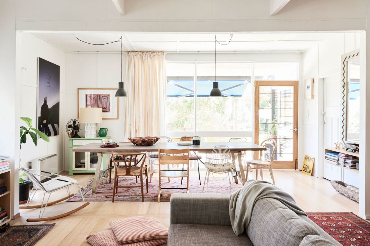 Adorable Aussie Beach Shack Masters Cozy Laid Back Style