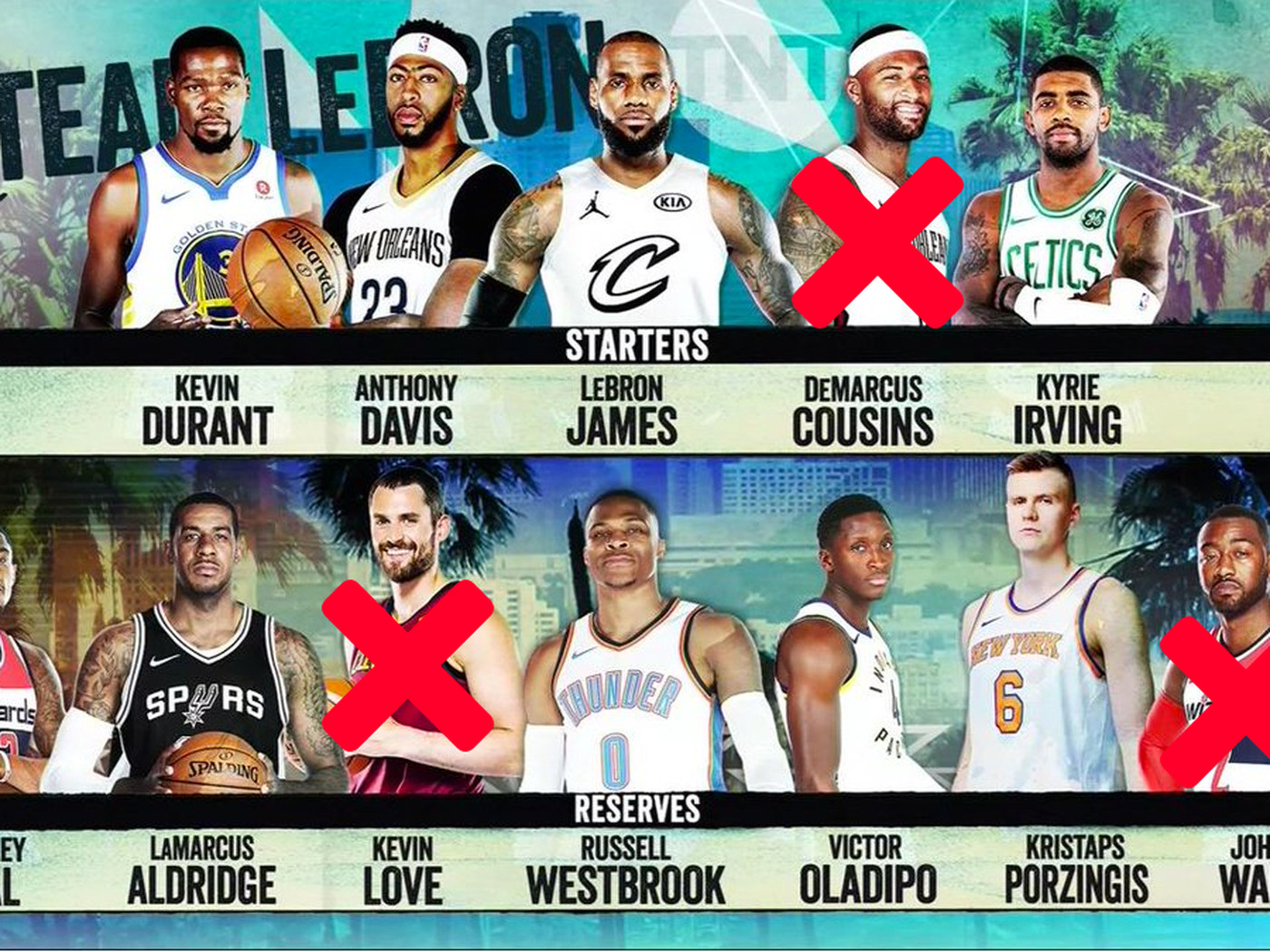 9436ad1c9c2 LeBron James  all-star team might be cursed - SBNation.com