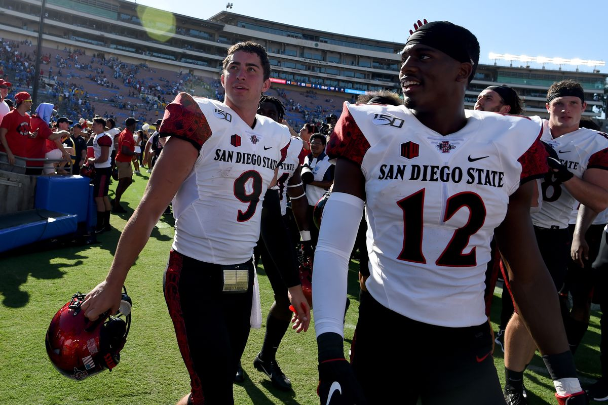 huge discount 42358 47048 San Diego State welcomes Utah State for first conference ...