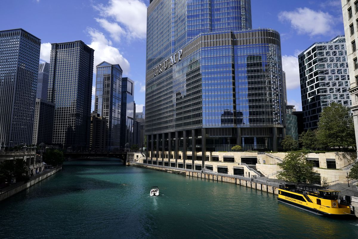 The Chicago nonprofit Current installed three sensors in the Chicago River's three main branches in 2019 to continuously estimate the amount of bacteria that comes from human and other warm-blooded animals' waste. The information is now available online.