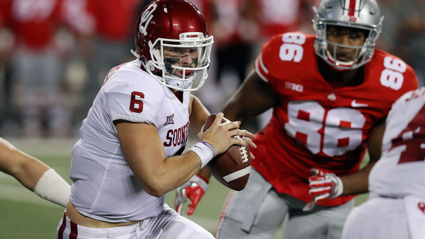 Ohio State falls at home to Oklahoma, 31-16 - Land-Grant Holy Land